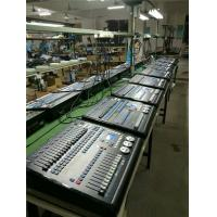 Quality 4 Outputs DMX LED Controller Equipment , Lighting Control Console 120 Dimmer wholesale