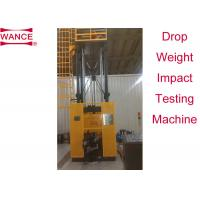 Quality 80000J  Drop Weight Impact Test Machine Tear Tests Of Ferritic Steels API RP 5L3 wholesale