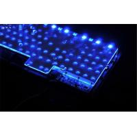 Quality 4.4mm 116 Keys Backlight Keyboard LED ABS For Fax Machine / Pocket PC wholesale