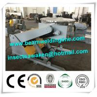 Buy cheap Hydraulic Lifting Type Table Top Welding Positioners with elevating function product