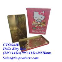 China Online Buy Wholesale Blank Tin Bucket from China, Blank food tin boxes wholesalers|Goldentinbox.com on sale