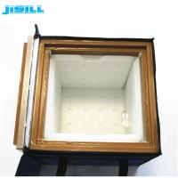 Quality Vacuum Insulated Material Portable Medical Vaccine Travel Cooler Box wholesale