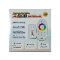 Quality 12V - 24V RGB LED Lighting Controller 2.4G Mobile Controlled wholesale