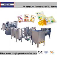 Quality RTX Series Stainless Steel Made QQ Jelly Candy Production Line wholesale