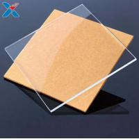 Quality High Transparency Acrylic Gifts Cards Invitation Box Polycarbonate Sheet Plastic Glass wholesale