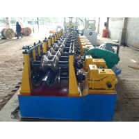 Quality Highway 12m / Min Guard Rails Roll Forming Machine wholesale
