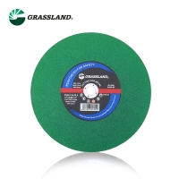 Quality MPA Metal 355mm 14 Inch Resin Green Cutting Disc wholesale