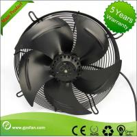 Quality Equipment Cooling AC Industrial Exhaust Fans With Metal Impeller High Speed wholesale