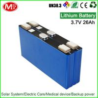 China Rechargeable lifepo4 battery 48v 200ah for electric vehicle motor on sale