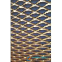 Quality Decorative Aluminum Expanded Metal Mesh Used for Building Facade wholesale