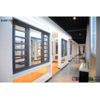 Quality Powder Coated Sliding Frame Aluminium Door Profiles , Extruded Aluminum Shapes wholesale
