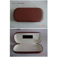 Quality Custom PU Leather Optical Eyewear Case , Reading Glasses Cases For Womens wholesale