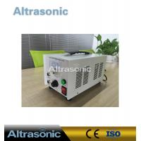 China 100W 40K Ultrasound Manual Cutting Machinery For Automobile Spare Parts on sale