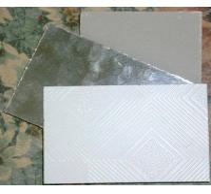 China Gypsum Board Ceiling Design on sale