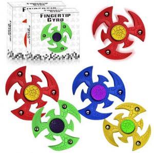 EDC New crack Three birds fidget spinner, decompression fidget spinner toys factory price