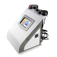 Quality Strong Sound Wave RF Cavitation Slimming Machine Multi-polar For Explosion Fat wholesale