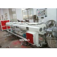Quality UPVC Dual PVC Pipe Production Line 16 - 50mm / Pvc Pipe Extruder wholesale