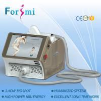 Quality CE FDA approved professional painless whole body use 15 inch 1800w cooling gel laser hair removal for sale wholesale