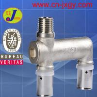 Quality press fittings for pex-al-pex pipe H type fittings wholesale