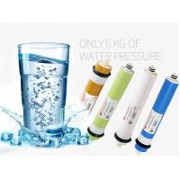 Quality 0.0001 Micron Reverse Osmosis Membrane Compatible Smart Water With Pre And Post Filters wholesale