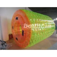 Quality 0.8mm PVC Material Inflatable Water Walker Roller For Pool wholesale