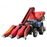 Quality Corn harvester,4YW-3 Corn combine harvester mount on tractor wholesale