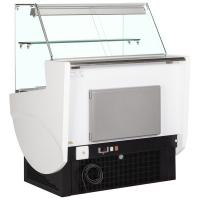 China Fan Cooling Deli Refrigerated Display Case Slim Serve Over Counters Automatic Defrost on sale