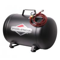 Quality 7 Gallon 26L  Briggs Stratton Compressor 125 Max Psi For Industrial Tool wholesale