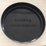 Quality Carbon Steel Enamel Round Baking Tray/Pizza Pan 45liter wholesale