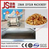 Quality Autoatic Snack Food Flavoring Machine Stainless Steel Adjustable 380v wholesale