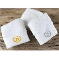 Cheap 100% Cotton Strong Absorben 5-Star Hotel Hand Towels 15.7 x 31.5 inches for sale
