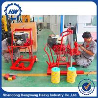 Quality Factory supply concrete core drilling machine price for building wholesale