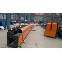Quality Sandwich Panel Shutter Door Roll Forming Machine With 36 Roller Stations wholesale