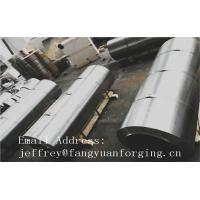 Quality ASME P91 Forged Pipe / Cylinder Forged Steel Rings Machined According To The Drawings wholesale