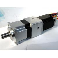 Quality Planetary geared stepper motors 57mm , 1.8 Degree for printer wholesale