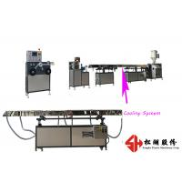 Quality Binding Spring Ring Elastic Tape Making Machine for Unbreakable Material PVC PET wholesale