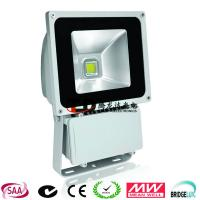 Quality Toughened Glass Outdoor LED Flood Lights 100w With CE & RoHS Approval wholesale