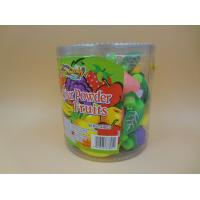 Cheap Multi Fruit Shaped Sour Candy Powder Holiday Chocolate Fruity Sweet Candy for sale