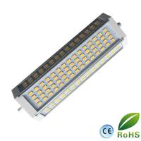 Quality 50W LED R7S lamp 189mm good heat dissipation with cooling Fan outdoor floodlight replace 500w halogen lamp AC85-265V wholesale