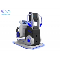Quality Motion Chair Interactive 9D Cinema Virtual Reality Simulator 360 Degree wholesale