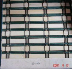 Buy cheap Bamboo Blind/Mat/Curtain Raw Fabrics from wholesalers