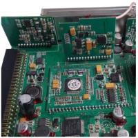 Quality High Frequency PCB Quick Turn Printed Circular Board , Surface Mount Pcb Assembly wholesale