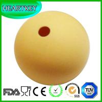 Quality Bar Drink Whiskey Cocktails DIY Tool Silicone Round Ice Ball Cube Mold Tray wholesale