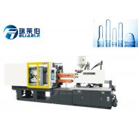 Quality Round Bottle PET Preform Injection Molding Machine 5.8 * 1.61 * 2.04 Meter wholesale