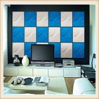 Buy cheap China Supply Modern Design Decorative Interior PVC Board 3D Wall Panels from wholesalers