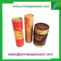 Quality Wine Packaging Box Gift Box Paper Tube Box wholesale