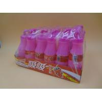 Cheap Christmas Straw Fruits Sugar Powder Candy With Powdered Sugar Dispenser for sale