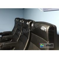 Quality 10 - 200 Seats 4D Cinema Equipment Seamless Compatibility With Hollywood Movies wholesale
