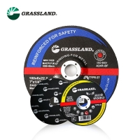 """Quality EN12413 4-1/2"""" X 0.04"""" X 7/8"""" 115mm Angle Grinder Metal Cutting Discs wholesale"""