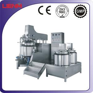 Quality Vacuum homogenizing emulsfier wholesale